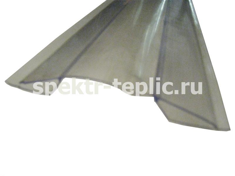 Коньковый профиль толщиной 4 -16 мм